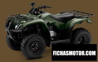 Imagen moto Honda fourtrax recon año 2012