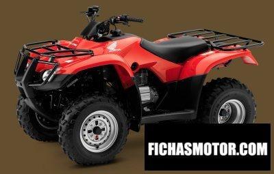 Imagen moto Honda fourtrax recon año 2015