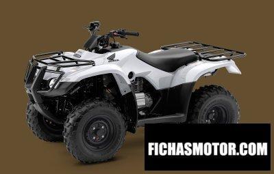 Imagen moto Honda fourtrax recon año 2018
