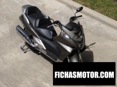Imagen moto Honda fsc 600 s año 2005