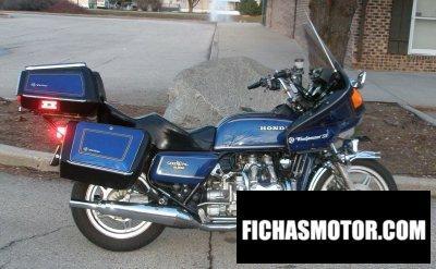 Imagen moto Honda gl 1000 k 2 gold wing año 1978