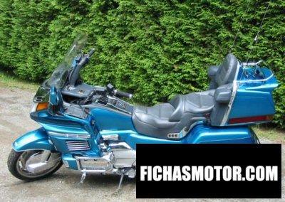 Imagen moto Honda gl 1500-6 gold wing año 1992
