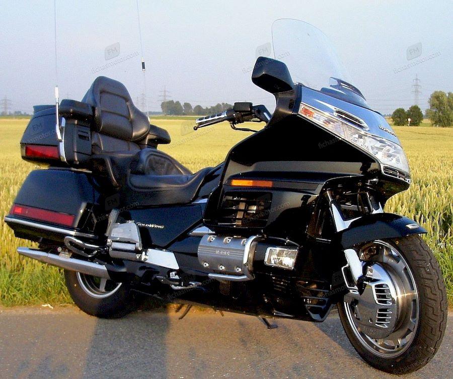 Imagen moto Honda gl 1500 gold wing se año 1998