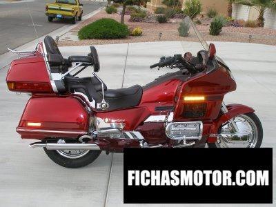 Imagen moto Honda gl 1500 se año 1994