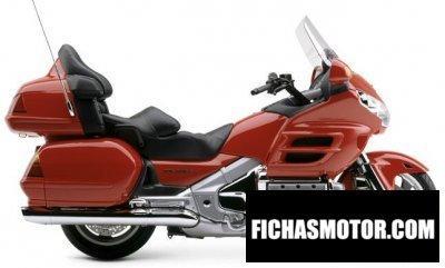 Imagen moto Honda gl 1800 gold wing año 2004