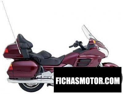 Imagen moto Honda gl 1800 gold wing año 2005