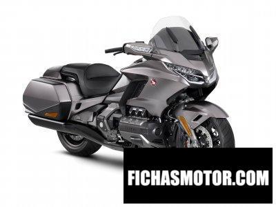 Imagen moto Honda GL1800 Gold Wing año 2020