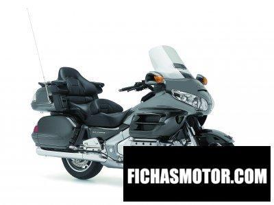 Imagen moto Honda gl1800 gold wing deluxe año 2010