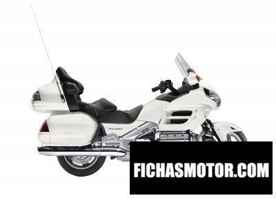 Imagen moto Honda gl1800 luxury año 2013