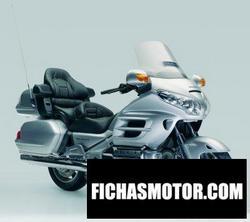 Imagen moto Honda gold wing airbag 2007