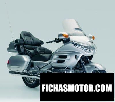 Imagen moto Honda gold wing airbag año 2007