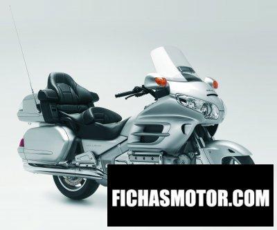 Imagen moto Honda gold wing audio comfort año 2006
