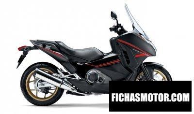 Imagen moto Honda integra año 2015