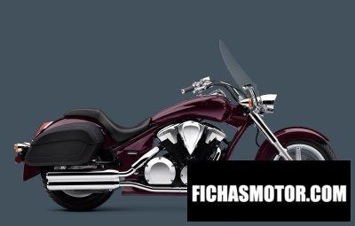 Изображение мотоцикла Honda interstate год 2011