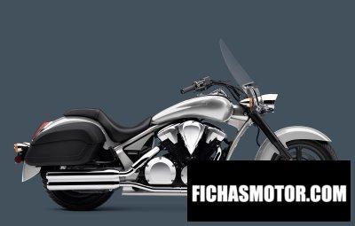Ficha técnica Honda interstate 2013