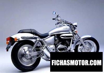 Imagen moto Honda magna 250 año 2002