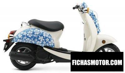 Imagen moto Honda metropolitan año 2004