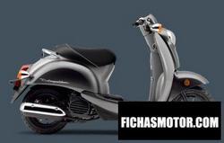 Imagen de Honda metropolitan año 2012