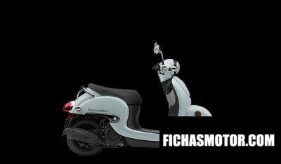 Ficha técnica Honda Metropolitan 2020