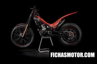Imagen moto Honda montesa cota 300rr año 2016