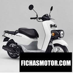 Imagen moto Honda mw110 2017