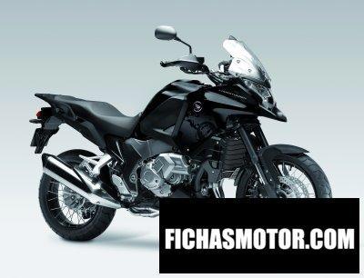 Ficha técnica Honda nc700x 2013