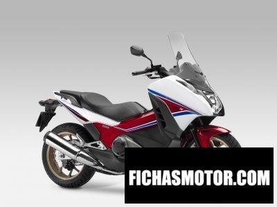Imagen moto Honda nc750d integra año 2014