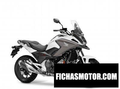 Imagen moto Honda NC750X año 2020