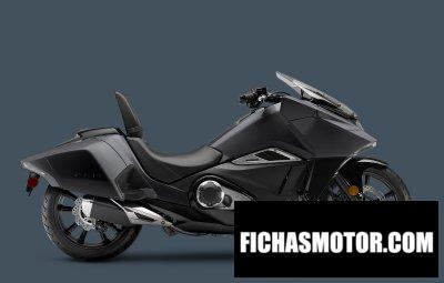 Imagen moto Honda NM4 año 2019