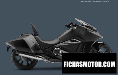 Imagen moto Honda nm4 vultus año 2017