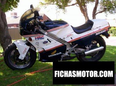 Imagen moto Honda ns 400 r año 1985