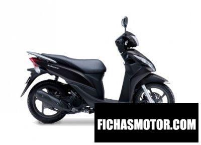 Imagen moto Honda NSC110 Dio año 2019