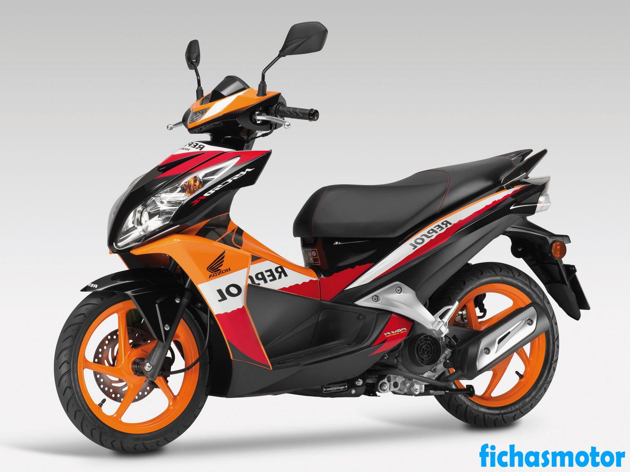 Imagen moto Honda nsc50r año 2013