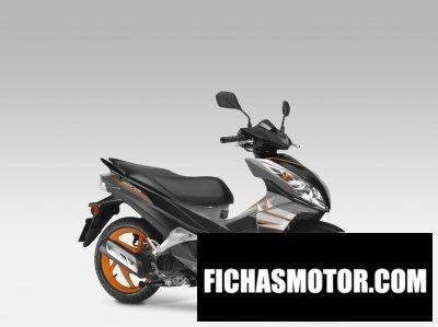 Imagen moto Honda nsc50r año 2014