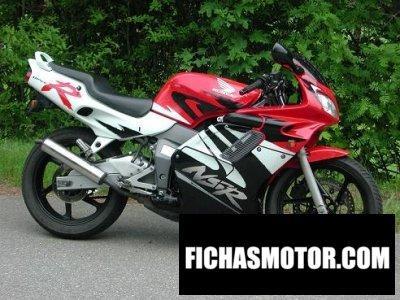 Ficha técnica Honda nsr 125 1997