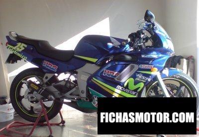 Imagen moto Honda nsr 125 año 1999
