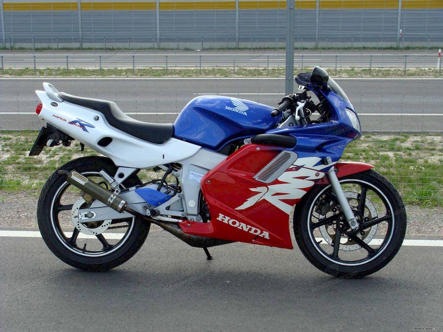 Imagen moto Honda nsr 125 año 2000