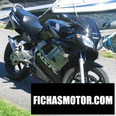 Ficha técnica Honda nsr 125 2003