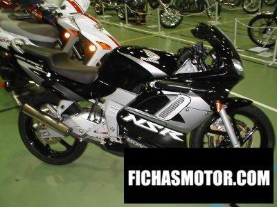Ficha técnica Honda nsr 125 r 2001
