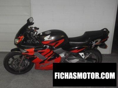 Imagen moto Honda nsr 125 r super sprint año 1994