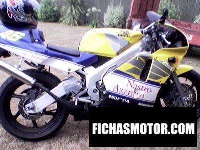 Imagen moto Honda nsr 250 r año 1989