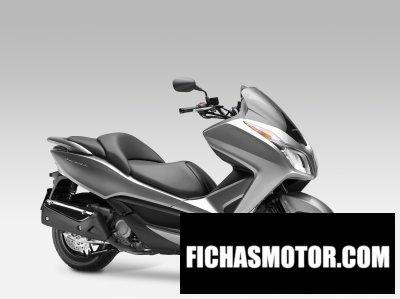 Imagen moto Honda nss300 forza año 2013
