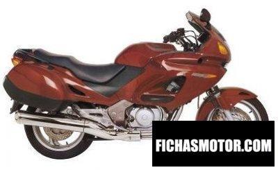 Imagen moto Honda nt 650 v deauville año 1998