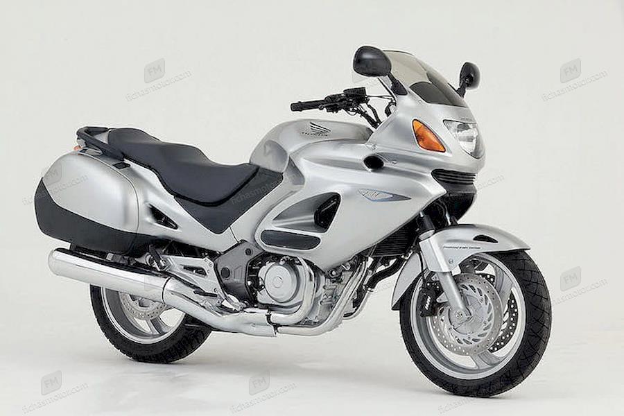 Ficha técnica Honda nt 650 v deauville 2000