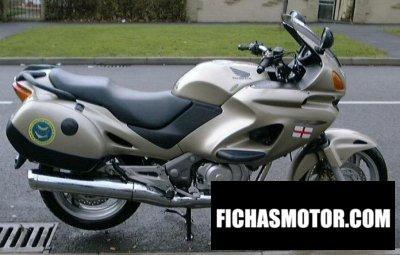 Imagen moto Honda nt 650 v deauville año 2001