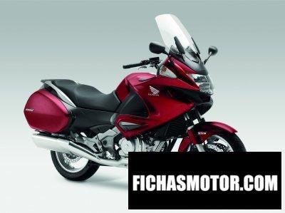 Imagen moto Honda nt 700v abs año 2010