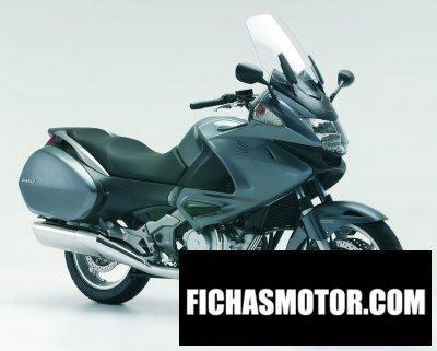 Imagen moto Honda nt700v deauville año 2007