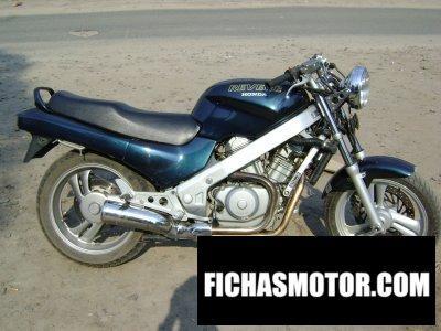 Imagen moto Honda ntv 650 año 1993