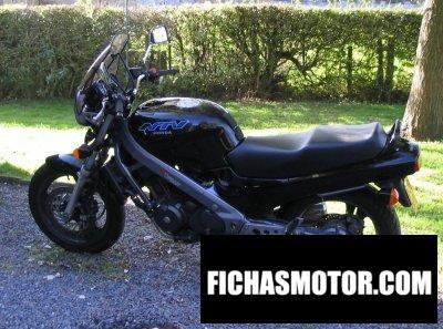 Imagen moto Honda ntv 650 año 1995