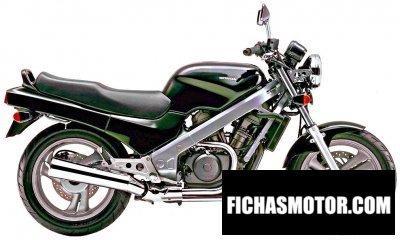 Imagen moto Honda ntv 650 año 1996